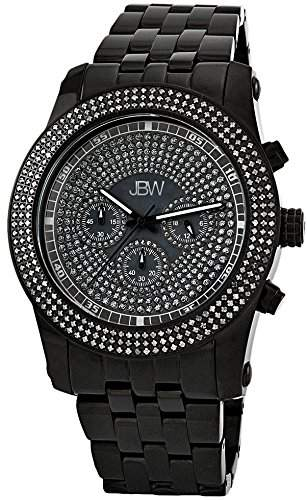 "Just Bling Herren JB-6219-270-C ""Krypton"" 2,5 Karat Diamant Chronograph"