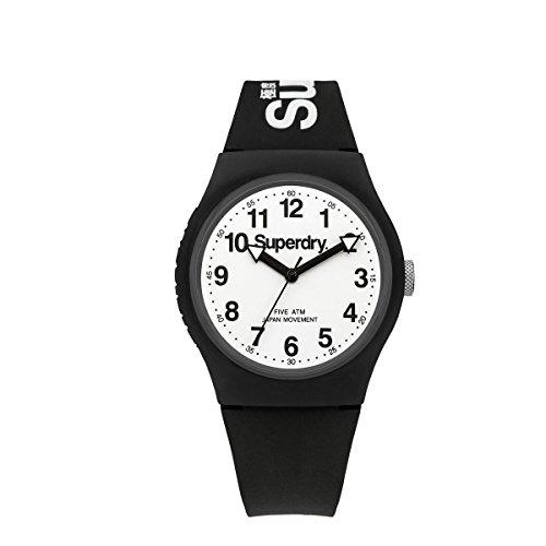 SUPERDRY Unisex Armbanduhr SYG164BW