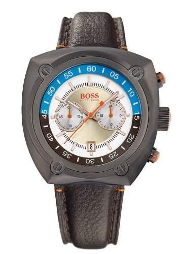 Hugo Boss Herren-Armbanduhr Chronograph Quarz 1512303