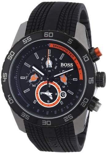 Hugo Boss Herren-Armbanduhr Chronograph Quarz 1512662