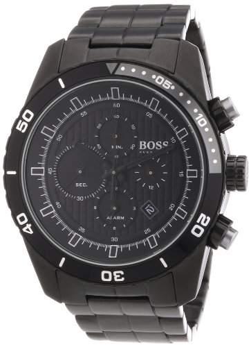 Hugo Boss Damen-Armbanduhr Chronograph Quarz 1512658