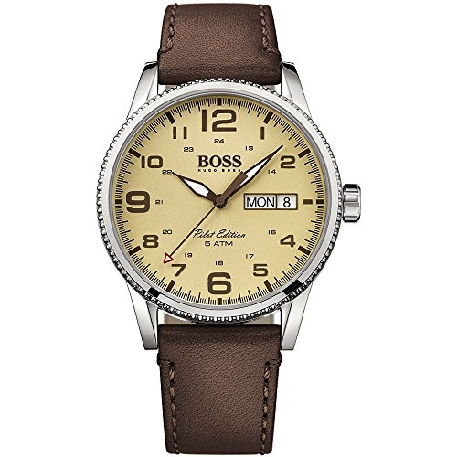 Hugo Boss Herren Armbanduhr 1513332