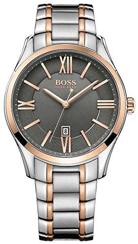 Boss Ambassador Bicolor Herrenuhr 1513388
