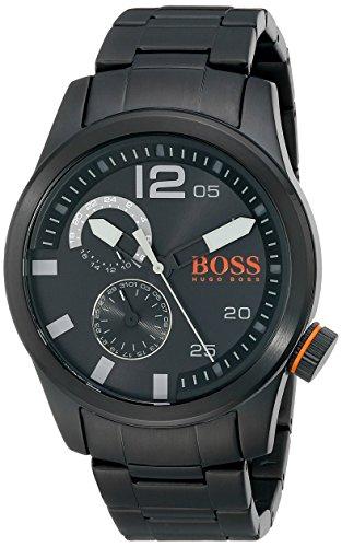 Hugo Boss Orange 1513149 Paris Analoganzeige schwarz