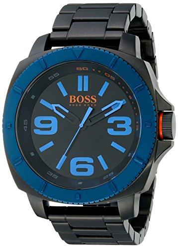 Hugo Boss Orange Herren 1513160 Sao Paulo Analog Display Black Watch