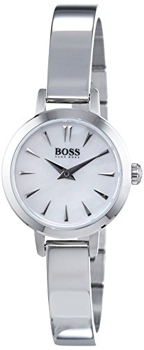 Hugo Boss Slim Ultra Mini Analog Quarz Edelstahl 1502366