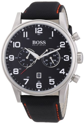 Hugo Boss Analog Quarz Leder 1512919