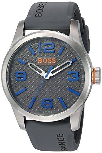 BOSS Orange Paris Edelstahl casual Quarz Modell 1513349