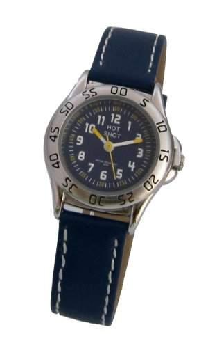 Hot Shot Jungen - Armbanduhr Analog Quarz 5 bar 0957-3