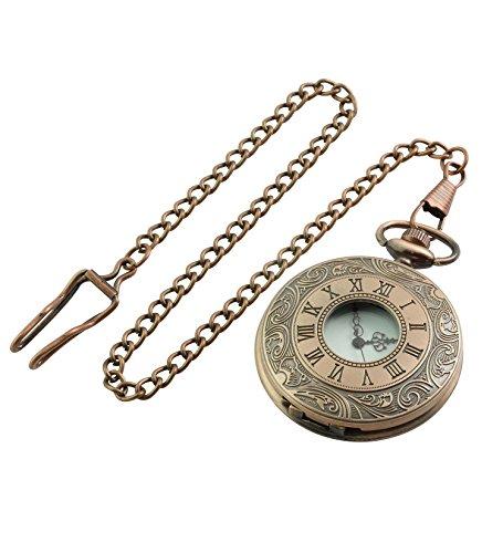 Herren Taschenuhr Antik Bronze