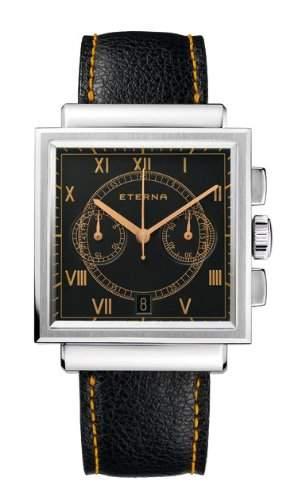 Eterna Heritage Automatik Uhr, Chronograph, Limitierte Edition, 193841451250