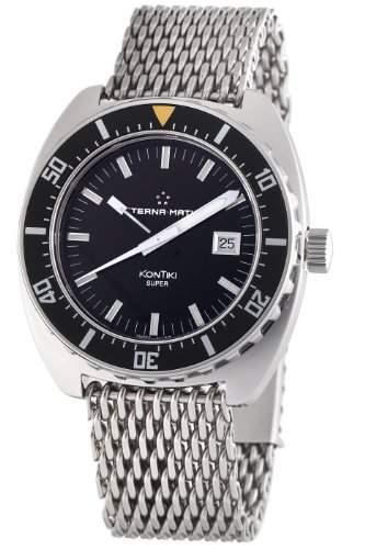 Eterna Herren 197341411230 Lieferung KonTiki Heritage Watch