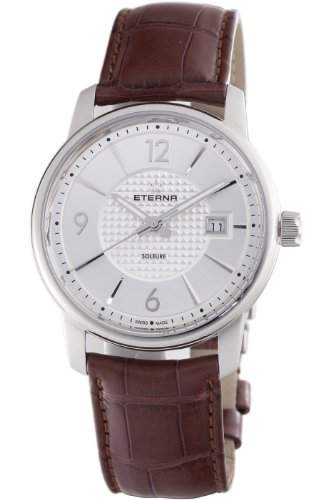 Eterna Herren 831041131185 Soleure Automatic Watch