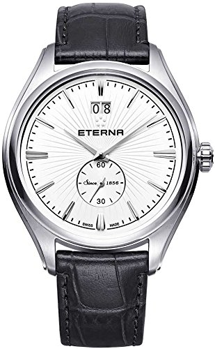 Eterna Contemporary Avant Garde Big Date 2545 41 60 1340