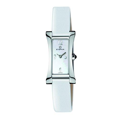 Eterna Damen Armbanduhr Sahida Analog Quarz 2610 41 10 1375
