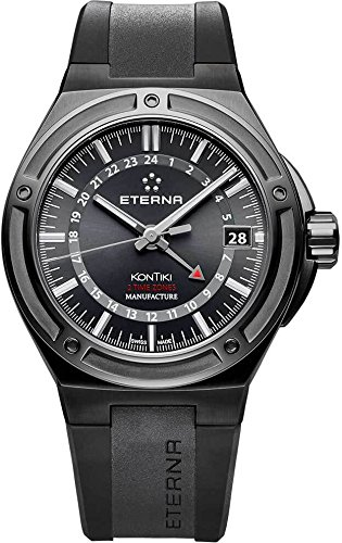 Eterna Royal KonTiki GMT 7740 43 41 1289