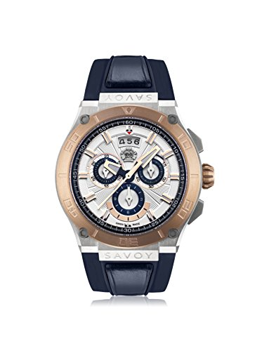 Savoy Watches Armbanduhr Silikon E1103F 04B R102