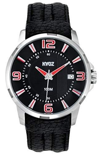 KA:OZ Herren - Armbanduhr Analog Quarz Kalender A58924S5I