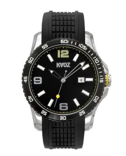KAOZ Herren - Armbanduhr Analog Quarz 10 bar Kalender Analog A58924-1S5I