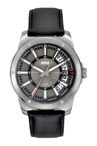 KA:OZ Herren - Armbanduhr Analog Quarz 10 bar Kalender A76168S3I