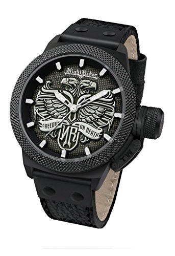 Armbanduhr Unisex TW STEEL Night Rider Special Edition TW NR6