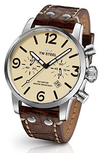Armbanduhr Unisex TW STEEL MAVERICK 45mm MS23
