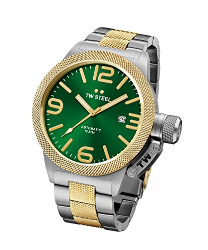 TW Steel Unisex Armbanduhr CB65