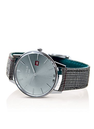 Watch Watchmaker Ambrogio Timeonly in Steel Dial Silver