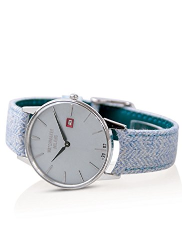 Watch Watchmaker Ambrogio Timeonly in Steel Dial Grey