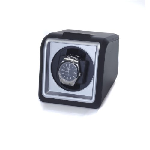 Uhrenbeweger Compact 1 Uhr Schwarz