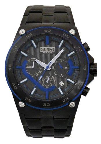 Munich Watch Chronograph 141 1C schwarz