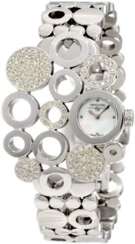 Swisstek Damen SK17750L Sinuous Limited Edition Diamond Watch