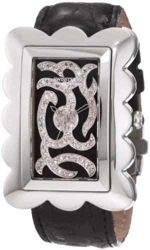 Swisstek Damen SK57725L Melange Limited Edition Pink Diamond Uhr