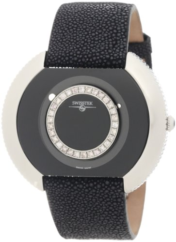 Swisstek Damen SK47815L Mirage Limited Edition Pink Diamond Uhr