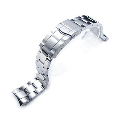 20 mm Super Oyster Armbanduhr Band fuer TUDOR Tiger 79260 79270 oder 79280 Deutschen Schliesse