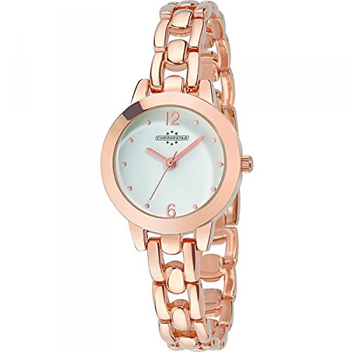 Chronostar Watches Damen Armbanduhr Jewel Analog Quarz Alloy R3753246501