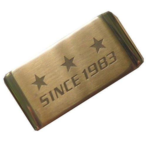 Gold Edelstahl Uhrenarmband Keeper Casio Armbanduhr Digitaluhr dw 8600 dw 9700 gw a1000