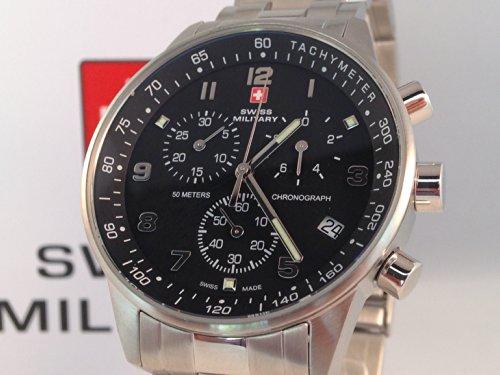 Swiss Military Luxus Chronograph WCT 3