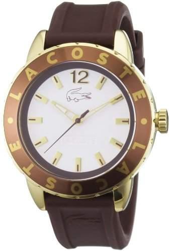 Lacoste Damen-Armbanduhr RIO Analog Silikon 2000686