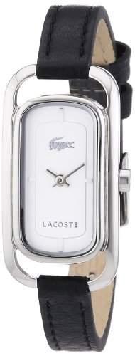 Lacoste Damen-Armbanduhr Analog Quarz Leder 2000722