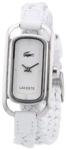 Lacoste Damen-Armbanduhr Analog Quarz Leder 2000739