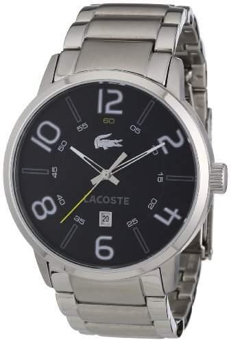 Lacoste Herren-Armbanduhr XL BARCELONA Analog Edelstahl 2010495
