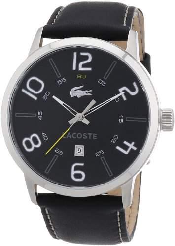 Lacoste Herren-Armbanduhr XL BARCELONA Analog Leder 2010499