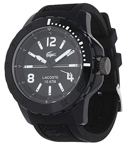 Lacoste Herren-Armbanduhr TR90 Sport Luxury Analog Quarz Silikon 2010717