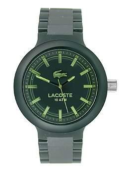 Lacoste Herren-Armbanduhr Analog Quarz Edelstahl 2010768