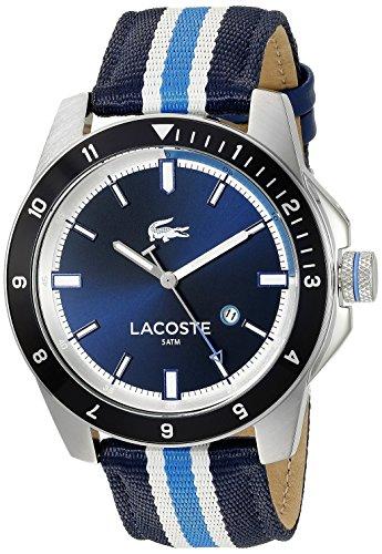 Lacoste Herren 2010809 Durban Analog Display Japanische Quarz blau Armbanduhr