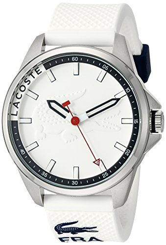 Lacoste Netz Me Up Capbreton Analog Casual Quarz Batterie Reloj 2010841