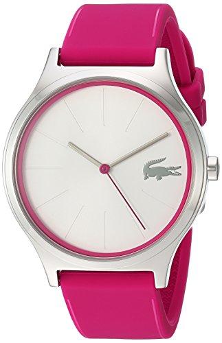 LACOSTE Damen Quarz Batterie JAPAN Reloj 2000943