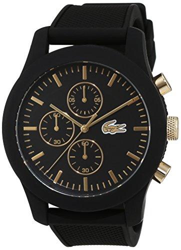 Lacoste 2010826 schwarz schwarz gold