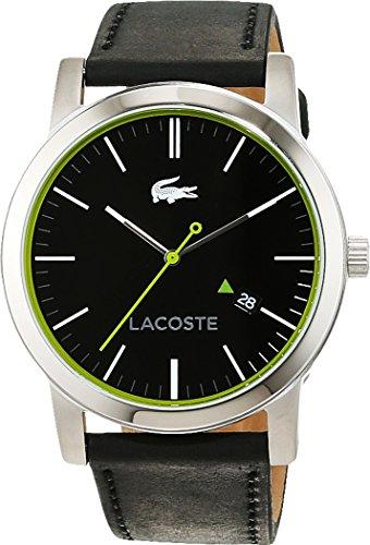 Lacoste Herren Armbanduhr Analog Quarz Leder 2010847